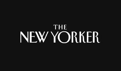 The New Yorker Logo Super Recognisers International - Kent, England - Main background