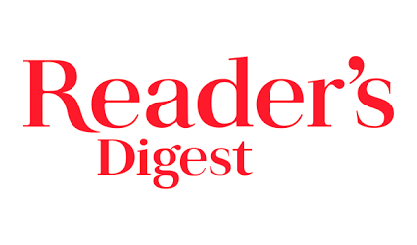 Readers Digest Logo Super Recognisers International - Kent, England - Main background