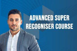Advanced super recogniser course for professionals